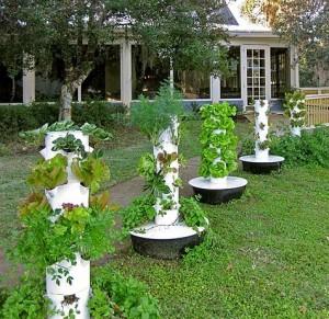 Tower Garden Install