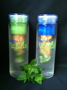 Bring Back Vitality Infuser Bottles